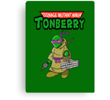 Teenage Muntant Ninja Tonberry Part 2 Canvas Print