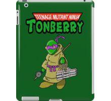 Teenage Muntant Ninja Tonberry Part 2 iPad Case/Skin
