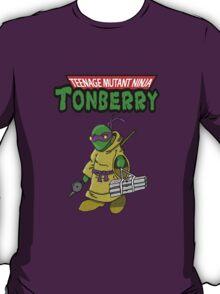 Teenage Muntant Ninja Tonberry Part 2 T-Shirt