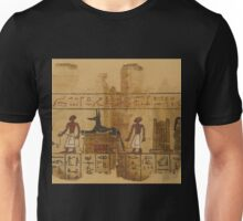 A Page from the Egyptian Book of the Dead Unisex T-Shirt