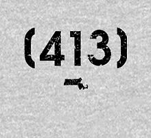 Area Code 413 Massachusetts Classic T-Shirt