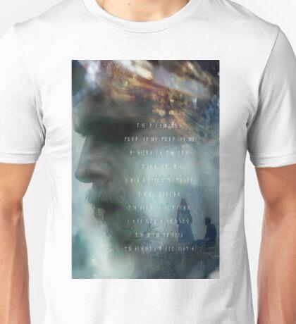 The Wind Goes Forwards Unisex T-Shirt
