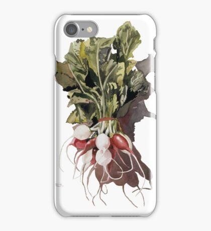 """""""Radishes"""" iPhone Case/Skin"""