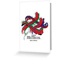 Clan McNicol  Greeting Card