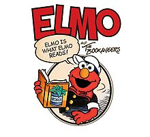Elmo Vintage Photographic Print