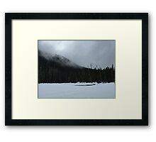 Joffrey Lakes Framed Print