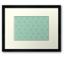 CupCakes Madness Framed Print