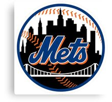 New_York_Mets2 Canvas Print