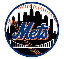 New_York_Mets2 Photographic Print