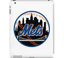 New_York_Mets2 iPad Case/Skin