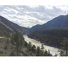 Fraser River Photographic Print