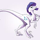 Raptor Rarity by CherryGarcia