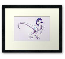 Raptor Rarity Framed Print