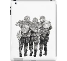 Band of Brothers iPad Case/Skin