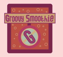 The Groovy Smoothie Baby Tee
