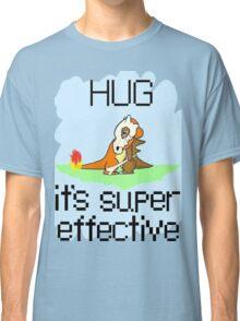Hug is Super Effective Classic T-Shirt