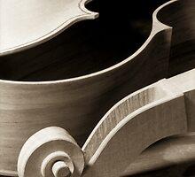 Slobodkin's Cello No. 1 by Liz Grandmaison