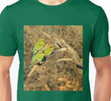 Bee-eater - African Wild Birds - Colorful Friends Unisex T-Shirt
