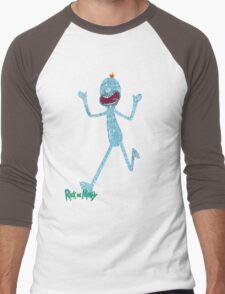 Mr. Meeseeks - shirt Men's Baseball ¾ T-Shirt