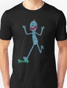 Mr. Meeseeks - shirt Unisex T-Shirt