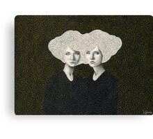Orla and Olinda Canvas Print