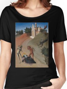 Sano Di Pietro's Tormented by Demons Women's Relaxed Fit T-Shirt