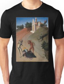 Sano Di Pietro's Tormented by Demons Unisex T-Shirt