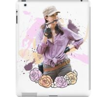 Rosita Espinosa TWD iPad Case/Skin