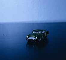 Aston Martin 2 by Santamariaa