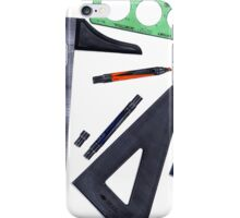 Drafting Tools iPhone Case/Skin