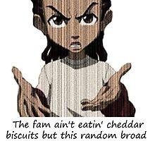Cheddar Biscuits by Darius Ferguson