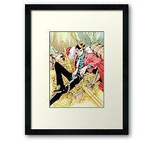 Lupin the third  Framed Print