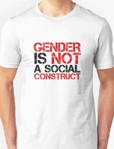 Gender Political Correctness Political Quote Free Speech Unisex T-Shirt