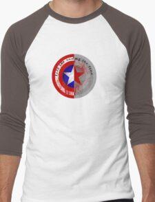 till the end of the line Men's Baseball ¾ T-Shirt