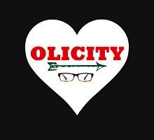 Olicity heart Pullover