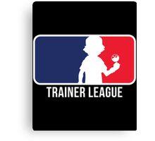 Trainer League Canvas Print