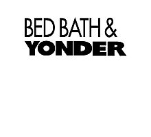 Bed Bath & Yonder Photographic Print