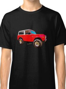 Ford Bronco Classic from VivaChas Hot Rod Art Classic T-Shirt