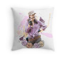 Rosita Espinosa TWD Throw Pillow