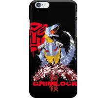 Age of Grimlock  iPhone Case/Skin