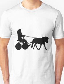 Driving Silhouette T-Shirt