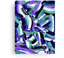 Tara - Abstract Canvas Print