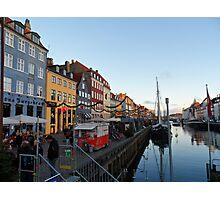 Nyhavn 2 Photographic Print