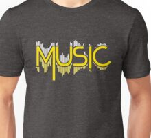 Music Soundwave Unisex T-Shirt