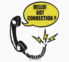 Hello! Got connection by NewSignCreation