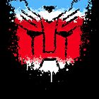 Autobots splash out by scribbleworx