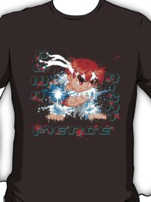 Down Right Fierce - RYU T-Shirt