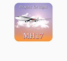 MH17 (Prayers)  Unisex T-Shirt