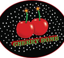 Cherry Bomb by OldSkratch