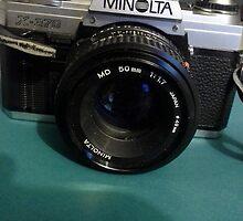 One of the Best-----The Minolta X---370. by Deborrah55